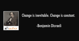 Quote For Change Change Is Inevitable Change Is Constant Quote