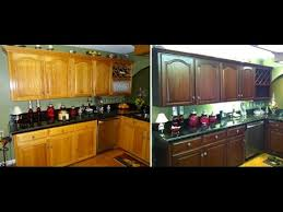 how to change cabinet color. Perfect Change How To Do It Yourself Kitchen Cabinet Color Change No Stripping And Cheap  Refinishing  YouTube For
