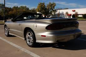 2000 Pontiac Firebird Trans Am RAM AIR WS6 LOW MILES | Garland ...