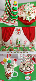 Christmas Picture Backdrop Ideas 87 Best Sweet Table Theme And Treats Images On Pinterest Sweet