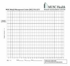 Musc Weight Loss Chart Pin On Exercise