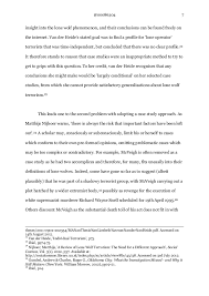 essay about weathering justice