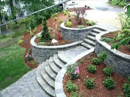 garden walls ideas landscape retaining wall ideas garden walls backyard landscape ideas retaining wall garden walls