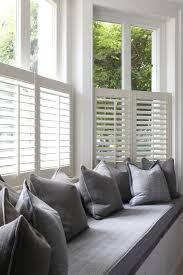 Fensterbrett Regal Bay Fenster Ideen Wand Kräuter Garten Küche