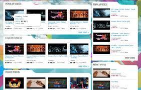 website template video video stylo video sharing website theme premium joomla template