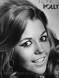 POLLY DILLON - 1969*   Model, Fashion models, 60s fashion