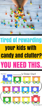 Printable Sticker Chart Sticker Reward Chart Positive Behavior