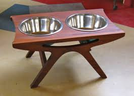 peaceably cipriana s dog bowl stands start at cipriana salazar bamboo dog bowl stand noten animals