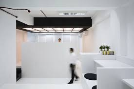 minimal office design. Modern Thin Minimal Office Design O