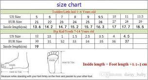 Boys To Girls Shoe Size Chart Pink Girls Sandals 2019 Summer Black Kids Leather Beach Shoes Toddler Sandal Boys Sandals Non Slip Children Shoes Beige 7 Childrens Boots Online Cute