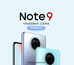 Xiaomi Redmi Note 9 Pro 5G startet ...