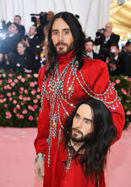 Jared Leto Brought His Own Head to the ...