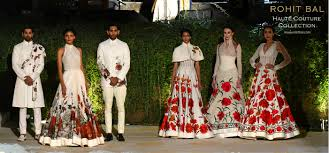Fashion Designers In Kolkata List Rohitbal Online Collection Designer Wedding Couture