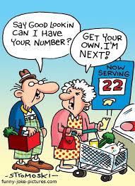Image result for senior citizen joke cartoons