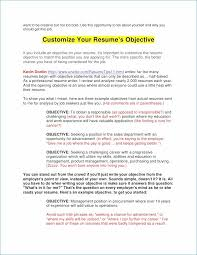 What Does Resume Mean Adorable What Does Objective Mean In A Resume Generalresumeorg