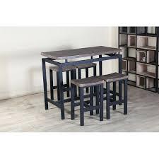 Table Haute Tabouret Table 2 Bar Table Haute Et Tabouret De Bar