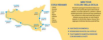 Mini Tour I Colori Della Sicilia