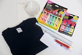 diyglowskulltshirt materials