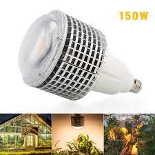 White Led Grow Light Details About E27 150w Cob Warm White Led Grow Bulb For Flowering Lighting Garden Plants Lamp