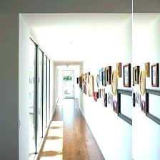 hallway wall decor hallway wall decor ideas art squeezing style into a narrow photo view in hallway wall decor