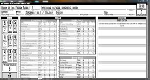 warhammer character sheet skis ikrpg character sheet generator pretty much does the heavy