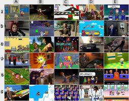 popular tv shows collage. quiz rating details popular tv shows collage