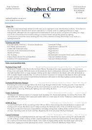 Cv Word Template Gallery Of Art Sample Resume Download In Word