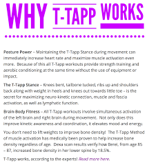 T Tapp Measurement Chart T Tapp Workouts Anotherhackedlife Com