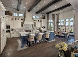 open concept kitchen and living room popular 27 kitchens pictures of designs layouts pertaining to 8