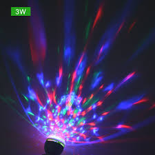 Rotating Disco Light Best Offer 31f43 Automatic Rotating Led Disco Light Magic