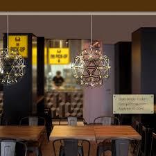 12w 20cm led pendant light globe shade spark spherical chandelier warm white us