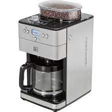 The expert style coffee maker with burr grinder is the key selling purpose of this best grind and brew coffee maker 2021. Kenmore Elite 239401 12 Cup Coffee Grinder Brewer Stainless Steel Kenmore