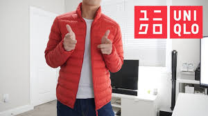 How To Wash Uniqlo Ultra Light Down Jacket Uniqlo Ultra Light Down Jacket Review