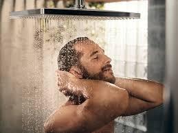 Kopfbrausen Für Ihre Regendusche Hansgrohe At