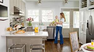 Beautiful hampton style kitchen designs ideas Rustic Cozy Cheerful Southern Living Tiny Kitchens Youll Love