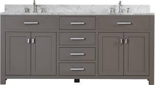 Andover Mills Raven 72 Double Sink Bathroom Vanity Set Reviews