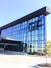 featured project gallery furniture glass curtain wall