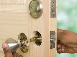 How to Install a Deadbolt and Lockset | how-tos | DIY