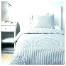 ticking stripe quilted bedding grey and white striped duvet cover blue quilt medium size of covers