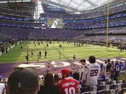 Us Bank Arena Monster Jam Seating Chart U S Bank Stadium Section 143 Home Of Minnesota Vikings
