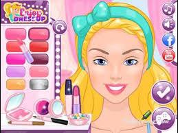 baby games for kids barbie makeup artist
