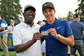 secret golf lacks diversity. PGA pro ...