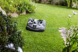 robotic lawn mowers get assistant gps upgrades