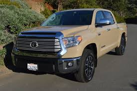 2017 Toyota Tundra 4×4 Limited Crewmax Review | Car Reviews and ...