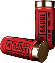4 gauge explosive pre workout