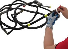 about cia&d wiring harness solutions for aerospace & defense Aviation Wire Harness certified repair center for aircraft wiring harnesses aviation wiring harness factory