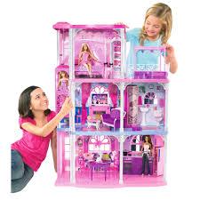 Игры с Барби Дом