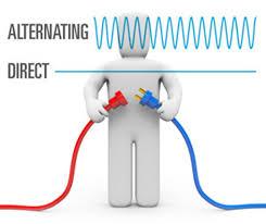 alternating current vs direct current. alternating current vs direct d