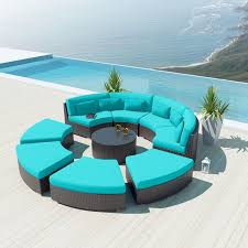 collection in turquoise outdoor sectional 25 best outdoor sectionals ideas on outdoor sectional