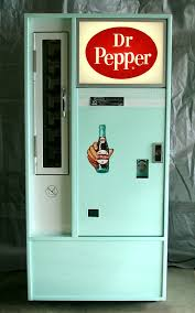 Dr Pepper Vending Machine For Sale Magnificent Dr Pepper Vendo 48 Antique Refinishing Services